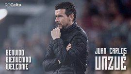 Juan Carlos Unzué, entrenador del RC Celta para las dos próximas temporadas