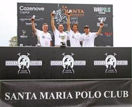 Midas Club Marítimo se proclama campeón de la VI edición del Torneo La Quinta en el Santa María Polo Club (Cádiz)