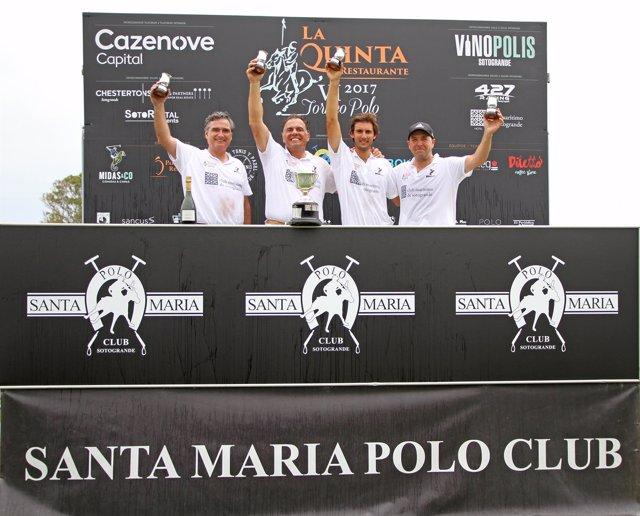 Fwd: Np + Foto Santa María Polo Club (Final Vi Torneo La Quinta)