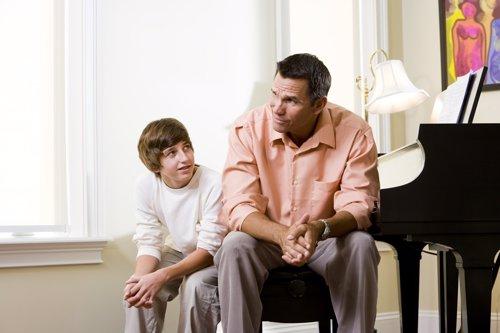 Hay que saber cómo tratar un suceso con los hijos.