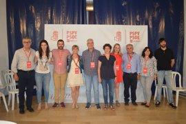 El PSOE de Castellón elige a seis delegados de la lista de consenso y cinco de la 'sanchista'