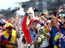Fernando Alonso rompe motor en unas 500 millas de Indianápolis que se lleva Takuma Sato
