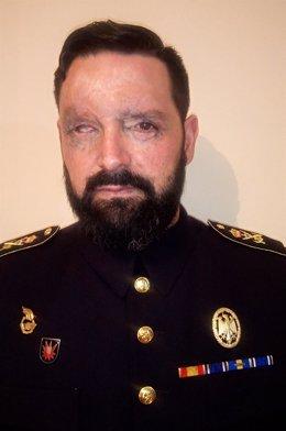 El teniente José Manuel Candón