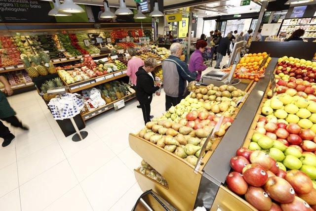 Supermercado BM de Zumaia
