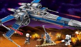 ¿Desvela LEGO de Star Wars: Los últimos Jedi la apariencia del Líder Supremo Snoke?