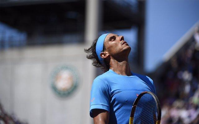 Rafael Nadal, roland garros 2015.