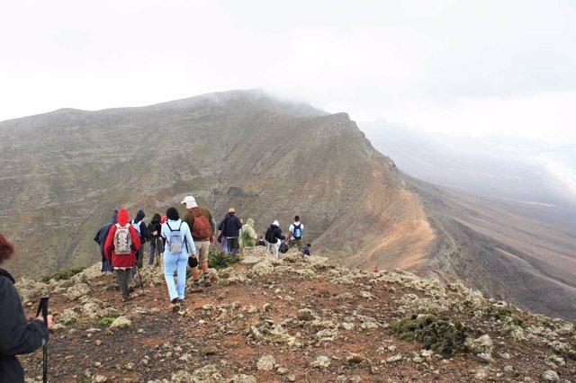 Pico De La Zarza (Fuerteventura)