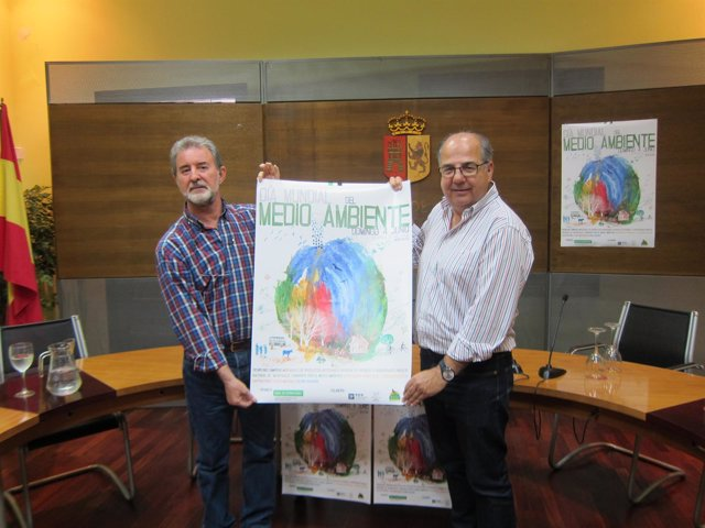 Presentación de actividades del Día del Medio Ambiente en Extremadura