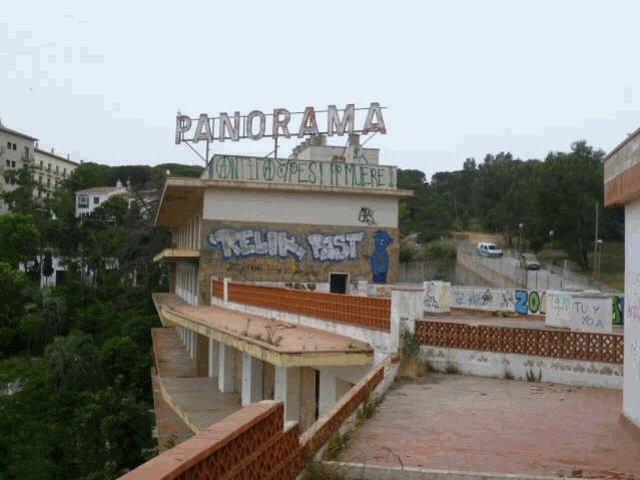 Hotel Panorama de los hermanos Anlló