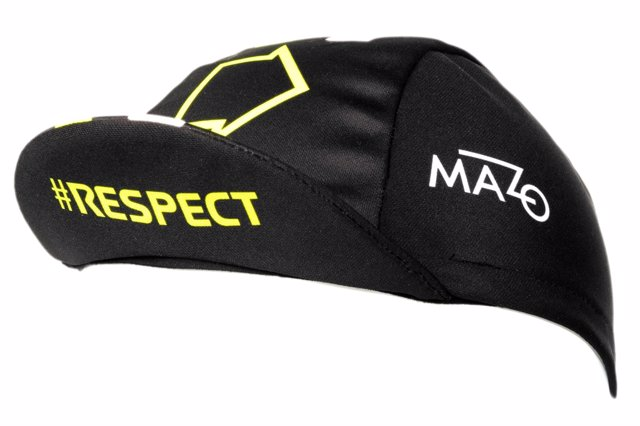 Respect, línea de ropa reivindicativa de El Mazo