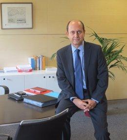El consejero delegado de Avalis, Josep Lores