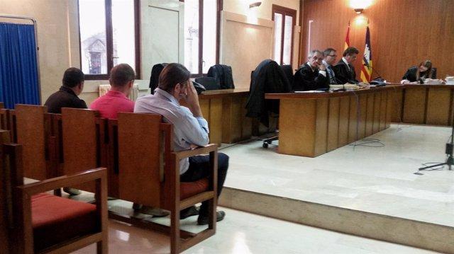Tres Acusados Por Agresión Sexual En Palma
