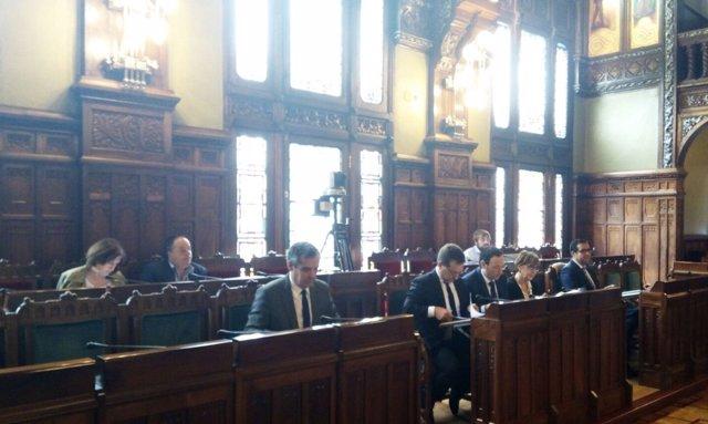 Comisión de Presidencia y Participación Ciudadana de la Junta General