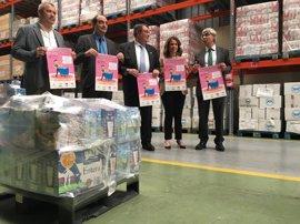 Banco de Alimentos aspira a recoger 89.000 kilos de productos para 17.000 necesitados en Valladolid