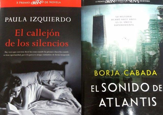 Las novelas galardonadas con los Premios Logroño
