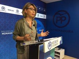 """El PP extremeño espera de la Cumbre Hispano-Lusa """"buenas noticias"""" para las infraestructuras que conectan los dos países"""