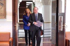 Herrera comparece el miércoles en las Cortes para informar de la 'trama eólica'