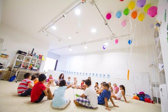 Actividades de verano cultura arte museo carmen thyssen málaga niños infantil