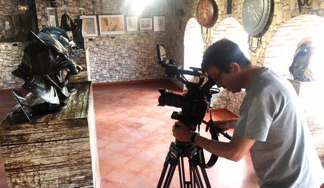 Osuna acoge la grabación de un especial para promocionar 'Juego de Tronos'