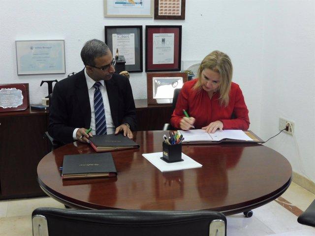 Acuerdo de la ONT y La India en materia de donación y trasplantes