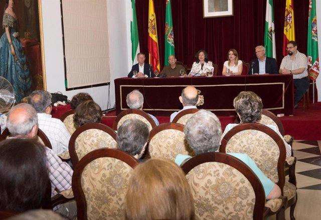 Diputación clausura curso académico mayores UCA