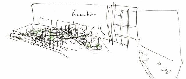 Boceto intervencion Adrián Torres_IVAM