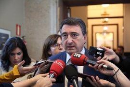 """El PNV asegura que no """"hay ninguna novedad"""" sobre el acercamiento de presos de ETA"""
