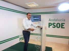 """Caraballo ve """"urgente"""" que algunos compañeros """"se den cuenta de la importancia de la cohesión"""" en el PSOE"""