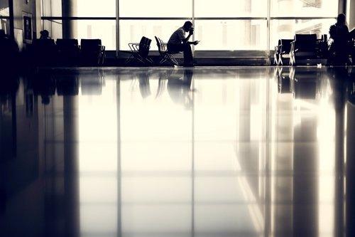 Retrasos en el aeropuerto