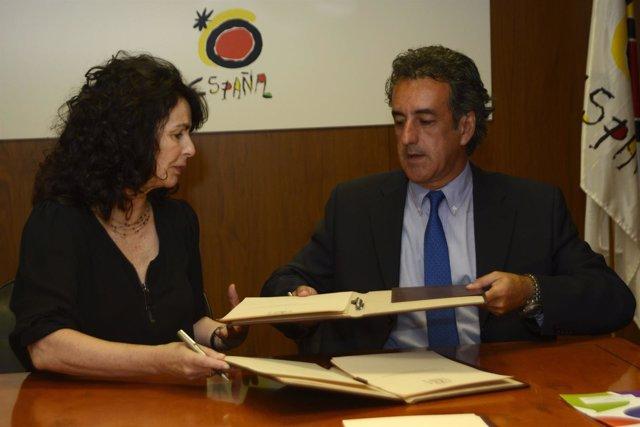 Acuerdo Gobierno de Cantabria-TURESPAÑA