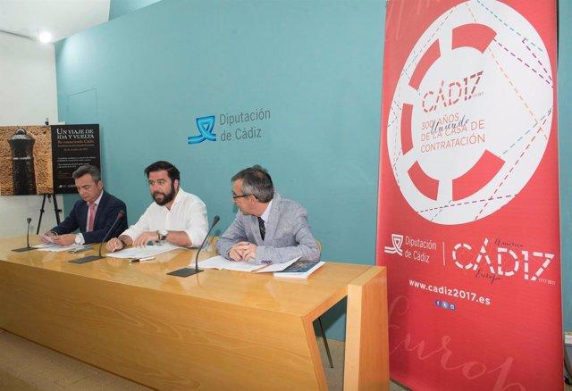 Diputación y UCA presentan el concurso académico del Tricentenario