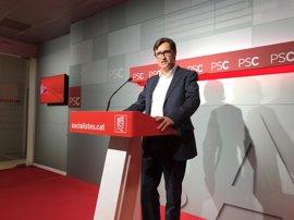 "El PSC no espera nada de la reunión sobre el referéndum: ""Es una pantalla pasada"""