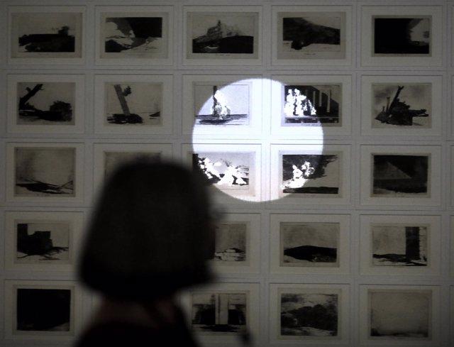 El Museo del Prado presenta la obra Cuando cuento estás solo tú...