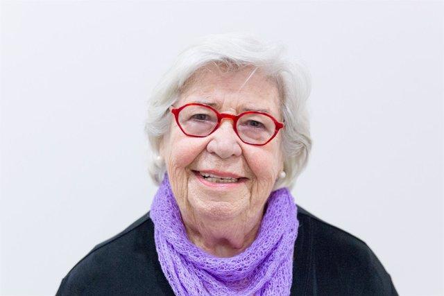 Marysa Navarro-Aranguren.