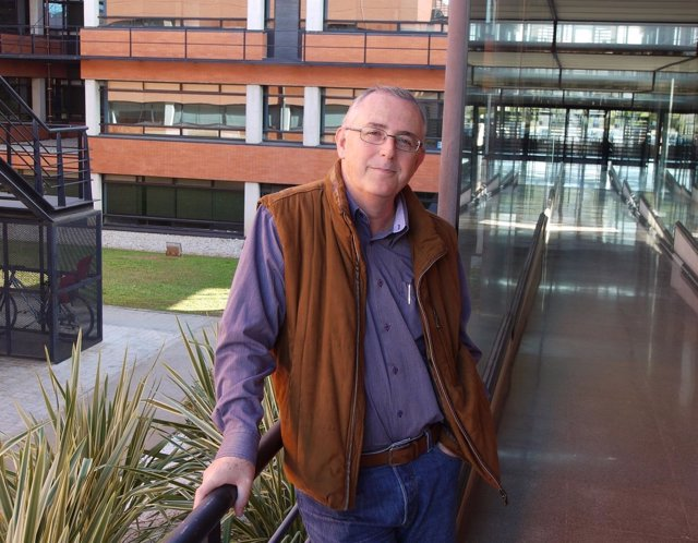 El profesor Enrique Font