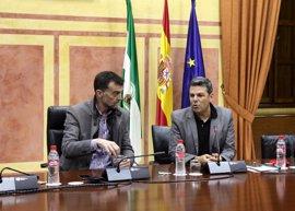 """Maíllo critica """"la visión de derechas"""" de Díaz """"que contrapone el derecho al trabajo con el derecho al emprendimiento"""""""