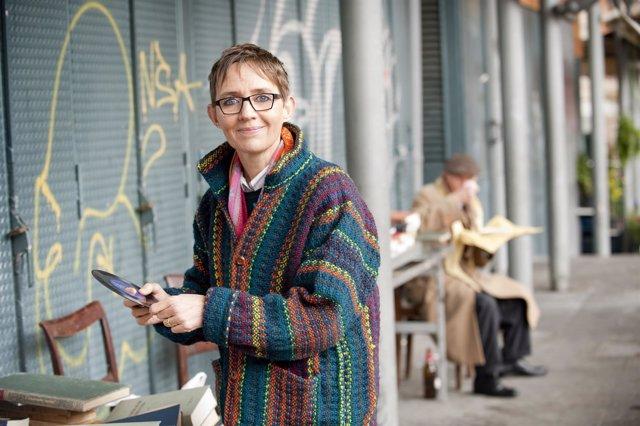La escritora Susanna Tamaro