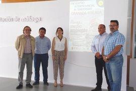 Unos 300 senderistas de Málaga y de Granada confluirán en un encuentro interprovincial en Zafarraya