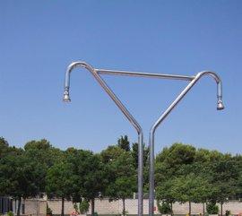 La temporada de piscinas municipales en Huesca comienza este jueves