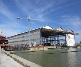 Tecade prevé ampliar más sus instalaciones del Puerto de Sevilla