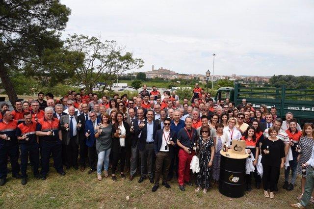 Celebración del 60 aniversario de San Miguel en Lleida