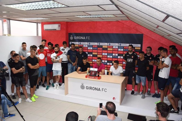 Plantilla del Girona FC
