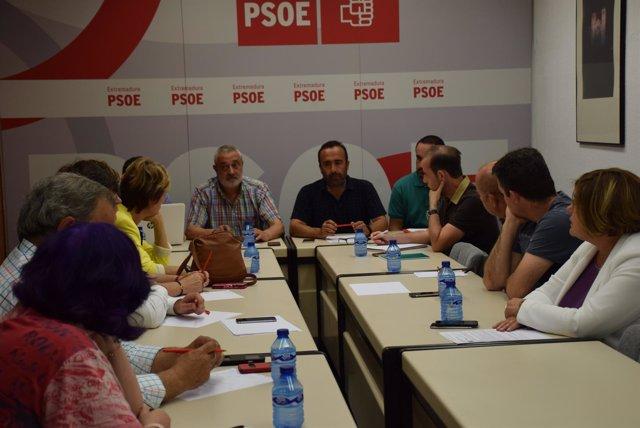 Comisión PSOE de Cáceres