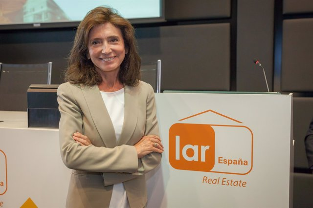 Isabel Aguilera, nueva consejera de Lar España