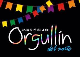 La VII Edición del festival 'Orgullín del Norte' llega a Gijón del 23 al 25 de junio