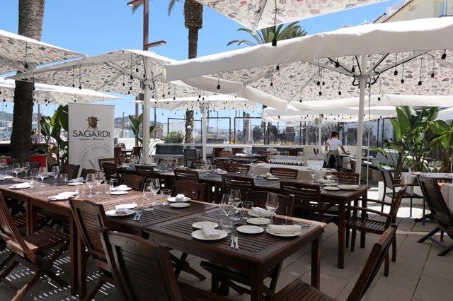 Sagardi desembarca en Ibiza con un restaurante