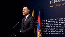 """Bartomeu: """"Valverde tiene capacidad, criterio y estilo idóneo para el Barça"""""""