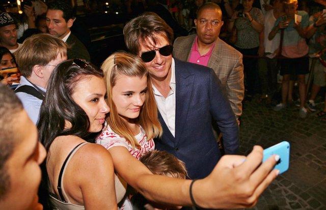 Tom Cruise/EuropaPress