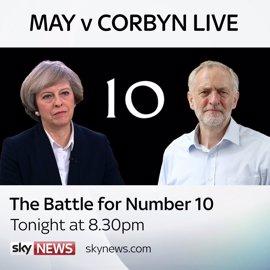 Corbyn y May marcan distancias con su postura hacia la UE