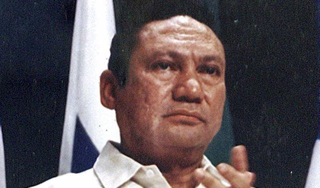 Ex presidente panameño Manuel Noriega